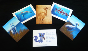 Gulf Art Cards Batch 1