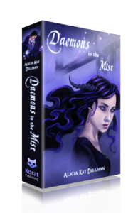 Daemons in the Mist 3D cover