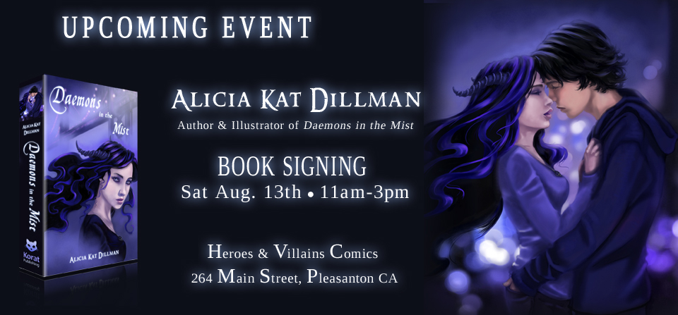 Upcoming Event- Book Signing
