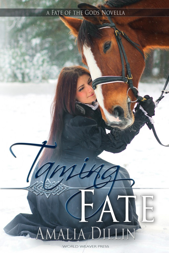TAMING FATE cover