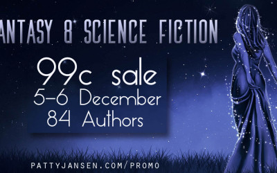 Epic SciFi & Fantasy 99c Weekend Sale!