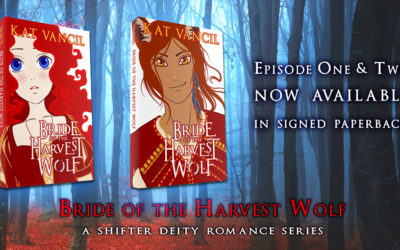 Bride of the Harvest Wolf: Episode Two Release