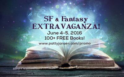 Epic SciFi & Fantasy Weekend Freebie Event!