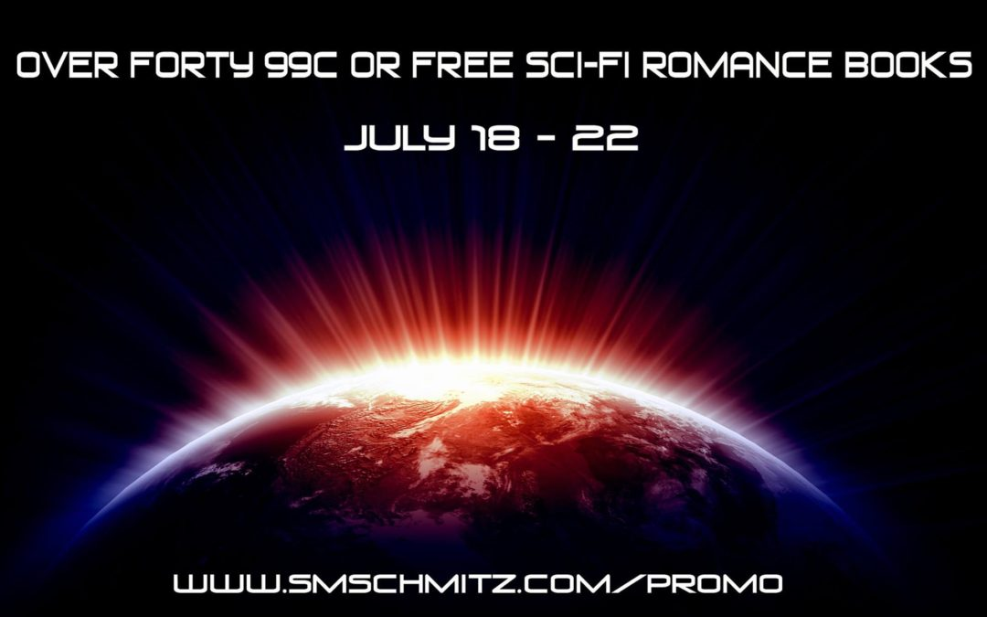 Christmas in July: SciFi Romance Sale!